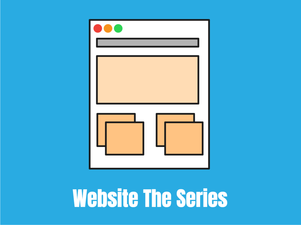 Website The Series