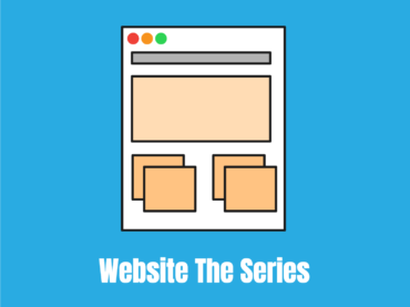 Website The Series - Server